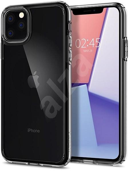 Spigen Ultra Hybrid Clear iPhone 11 Pro Max - Kryt na mobil