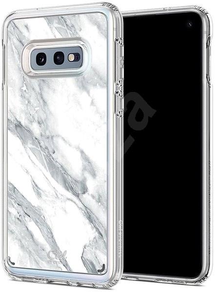 Spigen Ciel By CYRILL Cecile Case Marble Samsung Galaxy S10e - Kryt na mobil