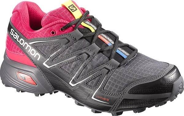 534ea81a84d Salomon Speedcross Vario W Black hot pink cld 5 - Obuv