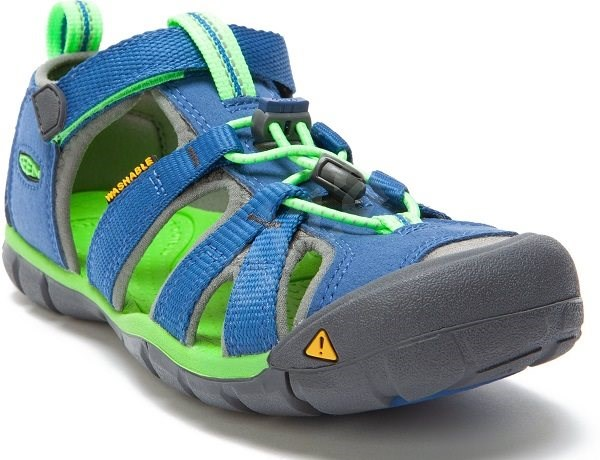 Keen Seacamp II CNX Jr true blue / green jasmine 3 - Sandals