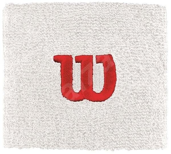 Wilson W Wristband White - Wristband