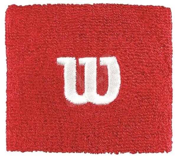 Wilson Tennis wristband RED - Wristband