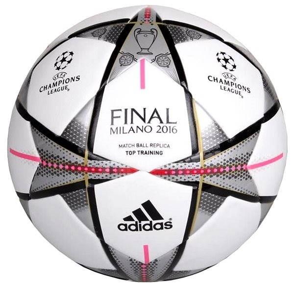 598f6a3e2d8 Adidas Finale Milano TOP Training - Fotbalový míč