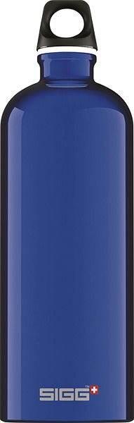 SIGG Traveller Dark Blue 1,0L - Láhev na pití