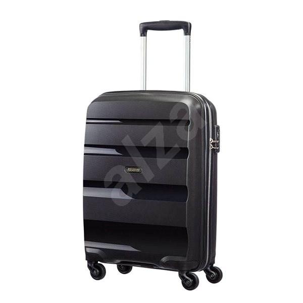 American Tourister Bon Air Spinner S Black - Cestovní kufr s TSA zámkem