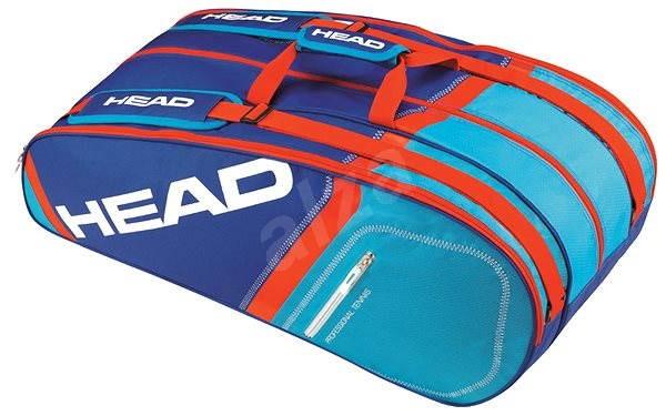 Head Core 9R Supercombi blfl - Sportovní taška