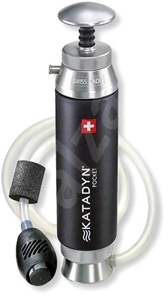 Katadyn Pocket - Cestovní filtr na vodu