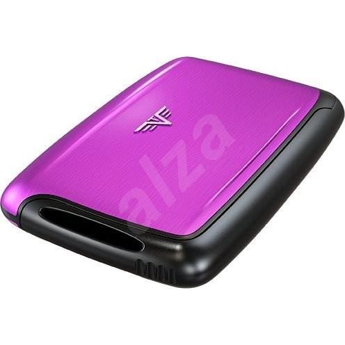 Tru Virtu Card Case Pearl – Purple Rain - Wallet