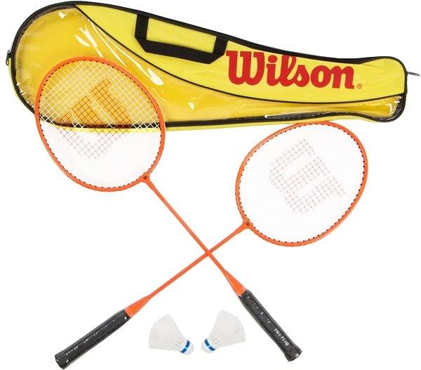 Wilson Badminton Gear Kit - Badmintonový set