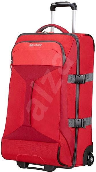 American Tourister Road Quest Duffle/WH M Solid Red 1819 - Cestovní kufr