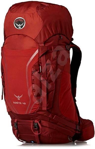 df0587f25f4 Osprey Kestrel 48 Dragon Red M L - Turistický batoh. PRODEJ SKONČIL
