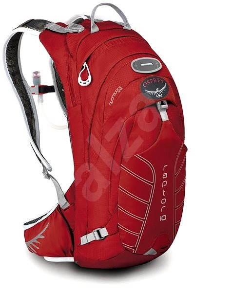 Osprey Raptor 10 Red Pepper - Sportovní batoh  ea3067aa07