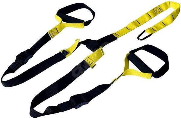 Lifefit home basic černo-žluté - Závěsný posilovací systém