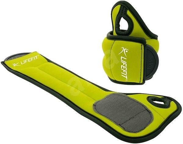 Lifefit Hand weights 2x0,5 kg - Závaží