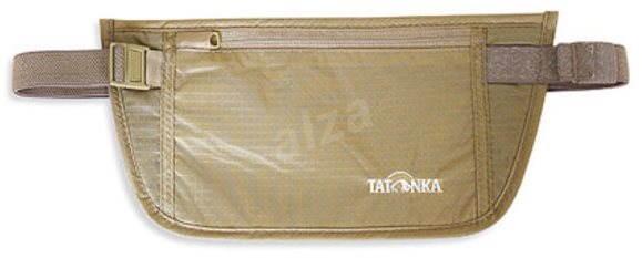 "Tatonka Skin Document Belt ""L"" natural - Safety bum bag"