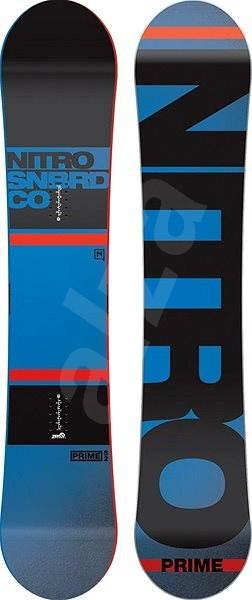Nitro Prime vel. 162 - Snowboard
