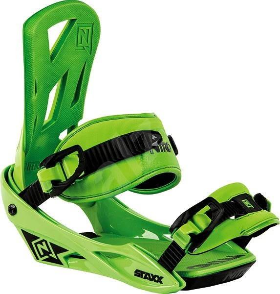 Nitro Staxx green L - Vázání