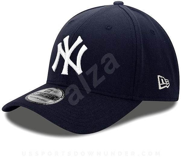 New Era 3930 MLB Basic NYY b w M L - Kšiltovka  b929892f4c