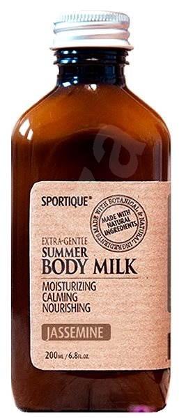 Sportique Body milk jasmín - Tělové mléko