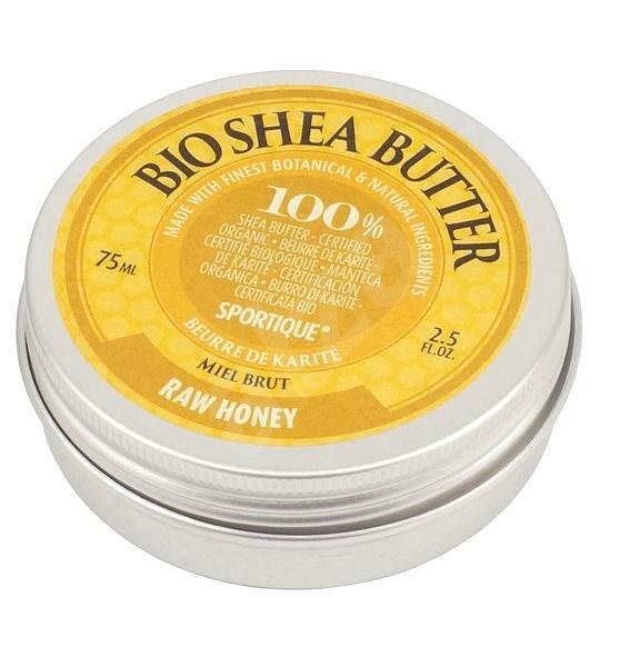 Sportique Bio bambucké máslo med - Tělové máslo