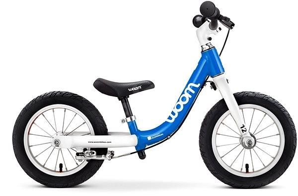 Woom 1 blue - Sportovní odrážedlo