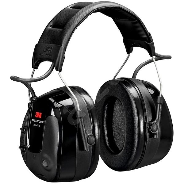 3M PELTOR ProTac III Headset Black MT13H221A - Chránič sluchu