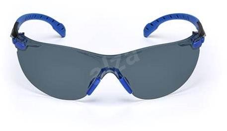 3M Solus Scotchg. modro.-černé kouřové - Ochranné brýle