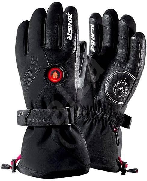 Zanier Heat GTX DA black vel S - Rukavice  171b108e1c