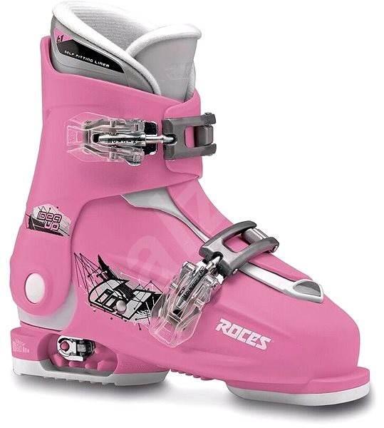 Roces Idea Up Pink velikost 25-29 - Přezkáče