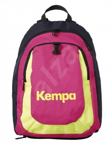 Kempa Backpack 20 l růžovo žlutý - Dětský batoh  14643626c7