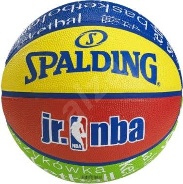 Spalding NBA Junior vel. 5 - Basketbalový míč