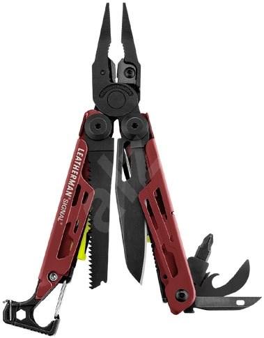 Leatherman Signal Crimson - Multifunction Tools