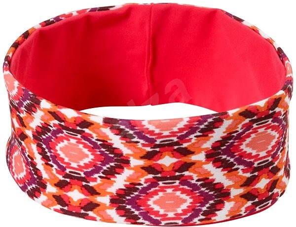 Prana Reversible Headband Azalea Guava - Čelenka  571c6d5451