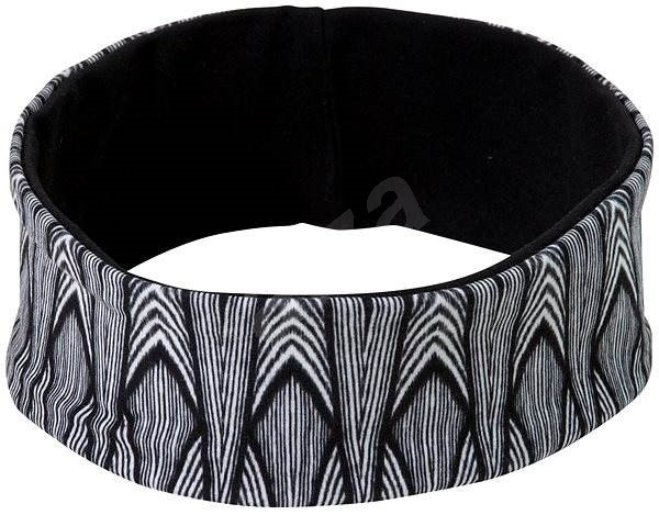 Prana Reversible Headband Black Feather - Čelenka  0b59fbad02