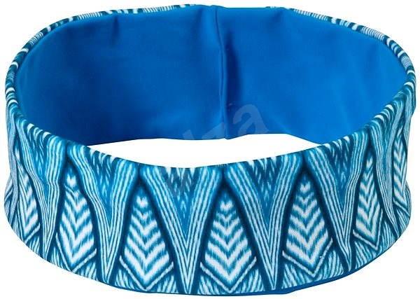 Prana Reversible Headband Blue Feather - Čelenka  20da3054f1