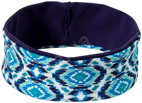 Prana Reversible Headband Blue Guava - Čelenka  5dc61fb19d