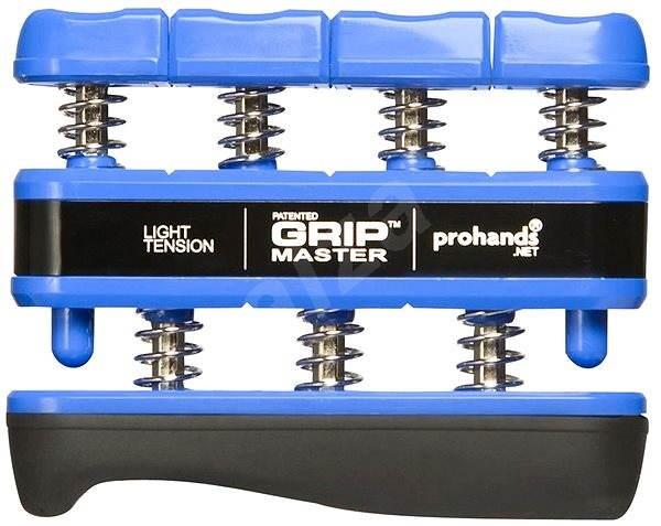 Prohands Gripmaster – Posilovač prstů modrý - Posilovač prstů