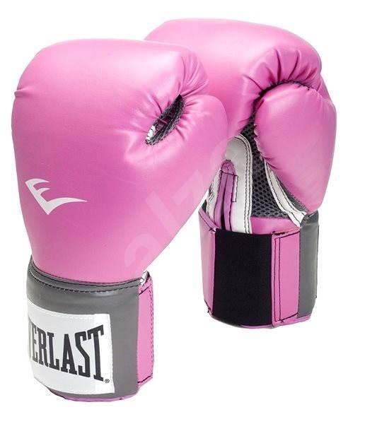 Everlast ProStyle 8oz. růžové - Boxerské rukavice  b50788b484