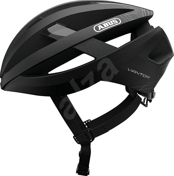 ABUS Viantor velvet black L - Helma na kolo