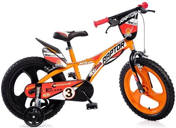 """Dino bikes 16 Raptor - Dětské kolo 16"""""""