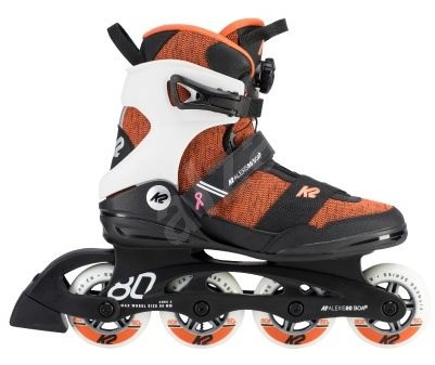 K2 ALEXIS 80 BOA size 40 EU / 265 mm - Inline Skates
