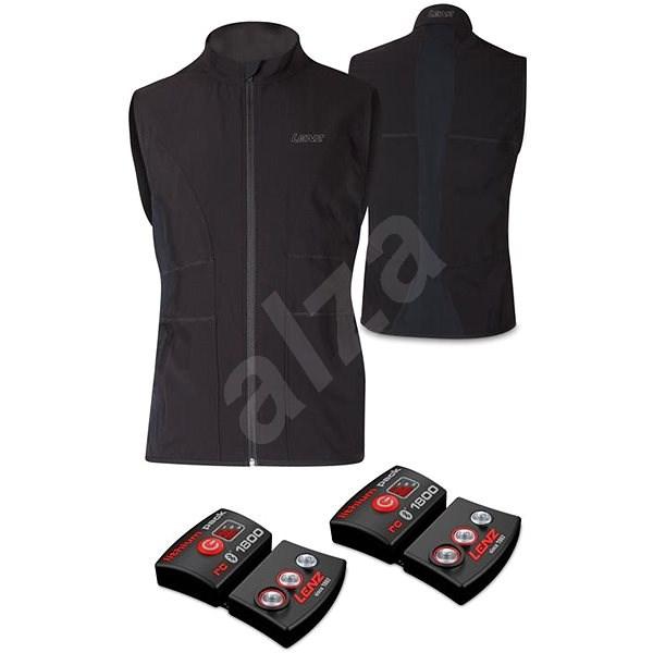 Lenz Heat vest 1.0 dámská + liithium pack rcB1800 M - vyhřívaná vesta