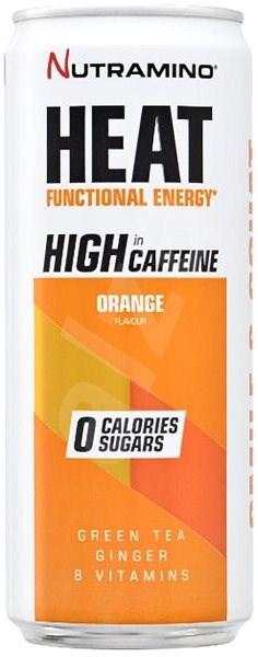 Nutramino HEAT - Orange - 330ml - Sports Drink