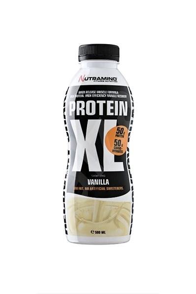 Nutramino Protein XL Recovery Shake vanilla - 500 ml - Proteinový drink