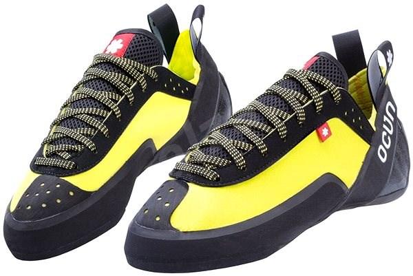 Ocún Crest LU velikost 37 EUR  230 mm Yellow - Lezecké boty  5bec8149d96
