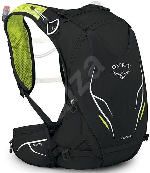 bf89398aaa8 Osprey Duro 15 Electric Black - Sportovní batoh. PRODEJ SKONČIL