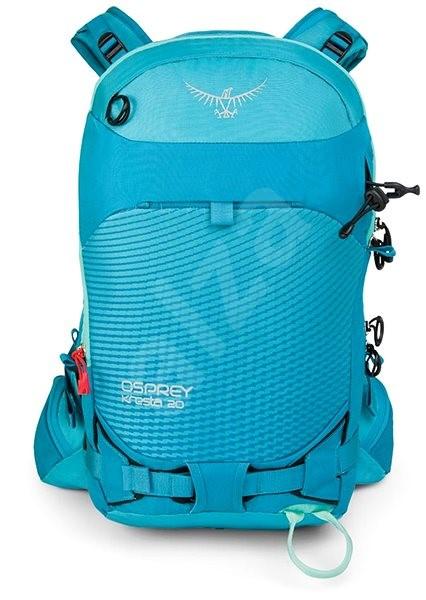 fde550eee6 Osprey Kresta 20 Powder Blue WSM - Lyžařský batoh