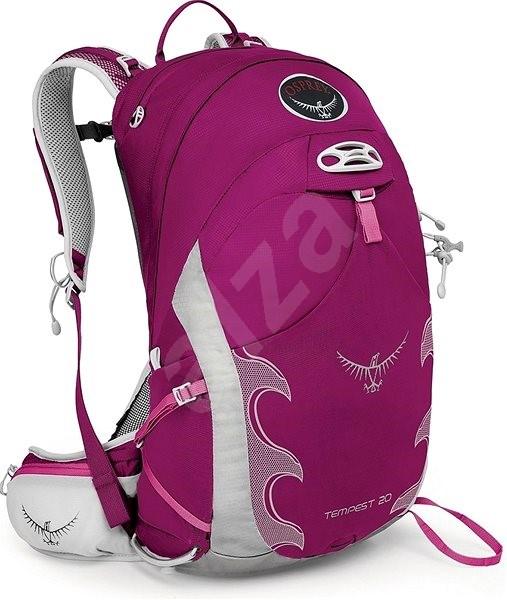 4a46e2f7d6 Osprey Tempest 20 II Mystic Magenta WS WM - Turistický batoh