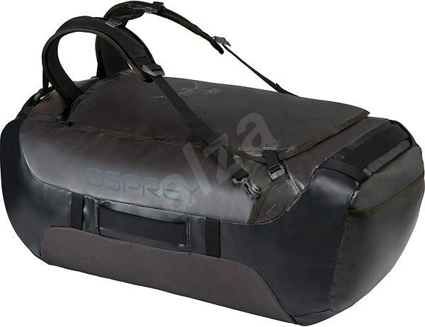 Osprey Transporter 95 II Black - Cestovní taška  81aaa839791
