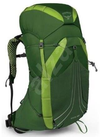 f06a905adb1 Osprey Exos 58 II Tunnel Green LG - Turistický batoh